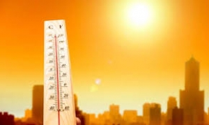 Hugh Johnson talks about the hot weather the Northeast has had