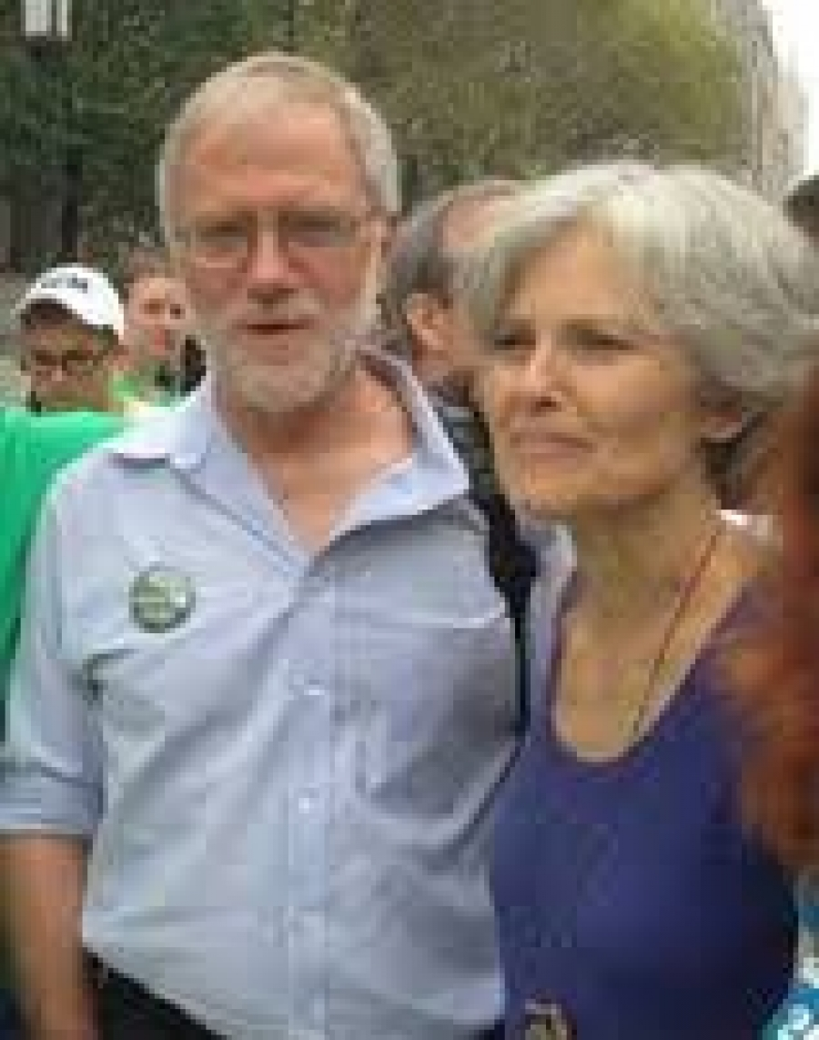 Howie Hawkins discusses Jill Stein and the Presidential election