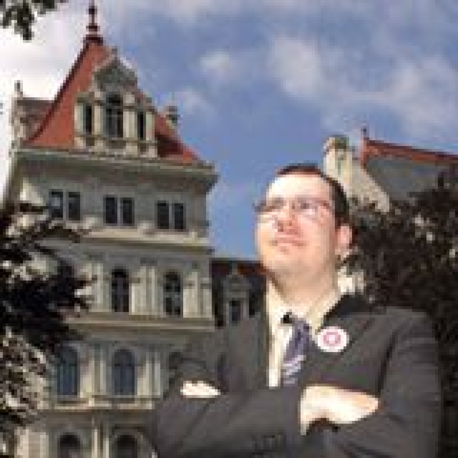 Dan Plaat talks about his candidacy for Albany County Executive