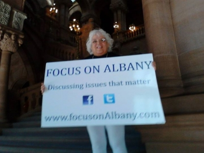 An article in 518 Life about Focus on Albany by Brianna Snyder