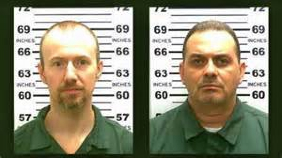 Peter Crowley talks about the Escaped Prisoners in upstate NY