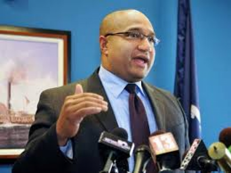 Albany County DA David Soares talks about the Moreland Commission