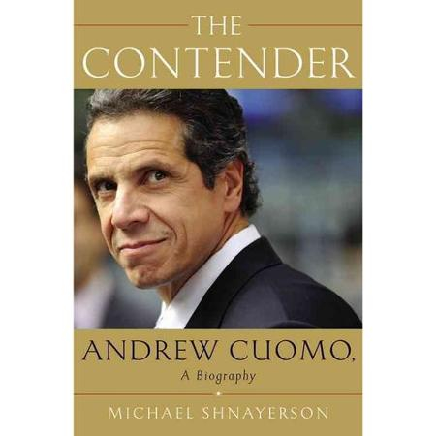 "Michael Shnayerson talks about his book on Gov Andrew Cuomo ""The Contender"""