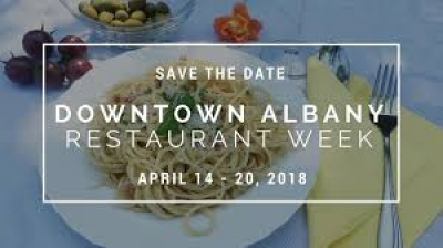 Chris Pratt talks about Restaurant Week in Albany