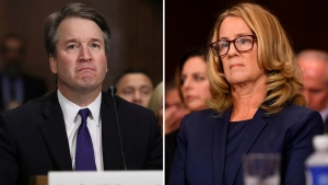 Andrea Miller discusses the Kavanaugh hearings