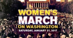 Rosemary Armao talks about the Women's March in Washington DC